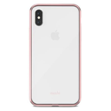 coque iphone x pink