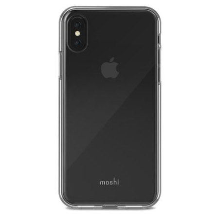 moshi vitros iphone x slim case - clear reviews