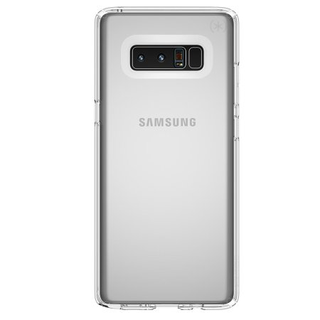 reputable site 164c4 72938 Speck Presidio Samsung Galaxy Note 8 Tough Case - Clear