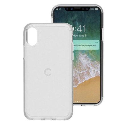 cygnett stealthshield iphone x case - space grey