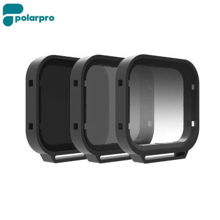 PolarPro GoPro Hero5 Above Water Venture Filter 3 Pack