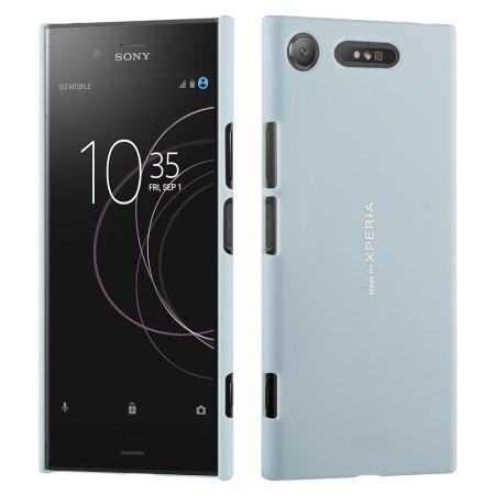 Roxfit Urban MFX Sony Xperia XZ1 Soft Touch Slim Shell Skal - Blå