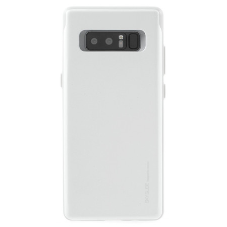 best authentic 94888 1f9dc Mercury Sky Slide Samsung Galaxy Note 8 Card Case - White