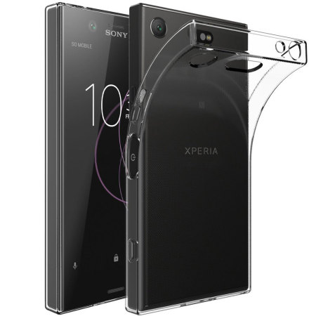 Olixar Ultra-Thin Sony Xperia XZ1 Compact Case - 100% Clear
