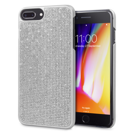 coque crystal iphone 8 plus