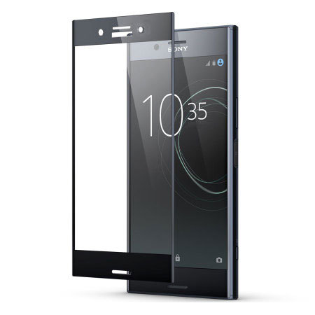Olixar Sony Xperia XZ1 Compact Full Cover Glass Screen Protector