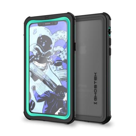 ghostek nautical series iphone x waterproof case - teal reviews