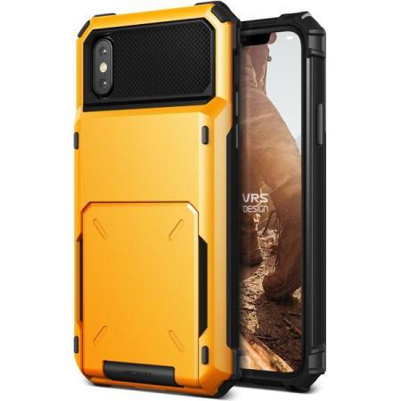 coque iphone x jaune