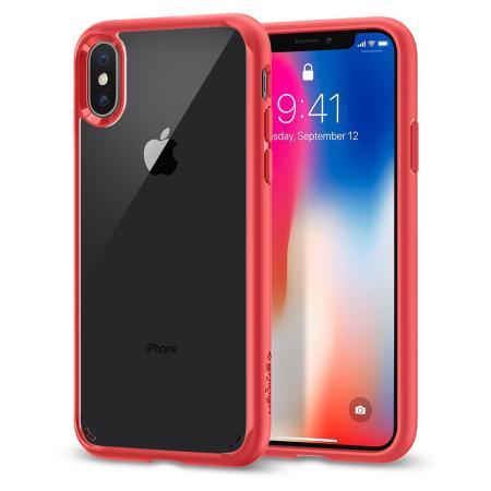 iphone 8 spigen case red