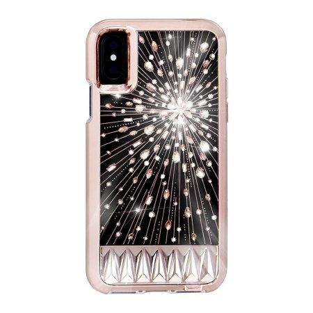 case-mate luminescent iphone x tough light up case
