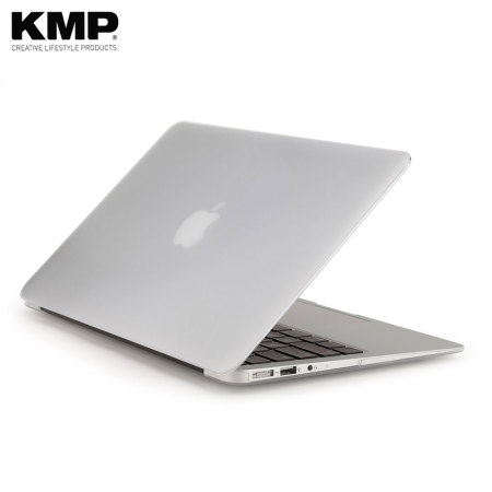 new concept 04ce3 02df7 KMP MacBook Air 13 inch Protective Hard Shell Case - Clear