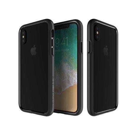 patchworks level silhouette iphone x bumper case - black reviews