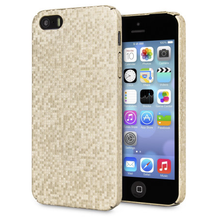 lovecases check yo self iphone se / 5s / 5 case - gold reviews