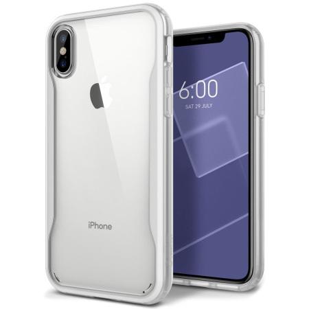 carcasa iphone x blanca