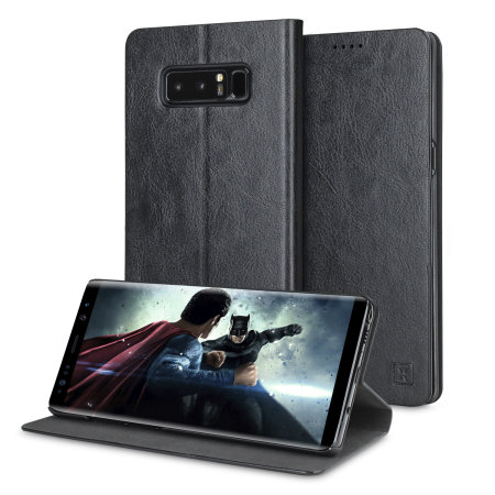 Housse samsung galaxy note 8 olixar portefeuille avec for Housse galaxy note 8