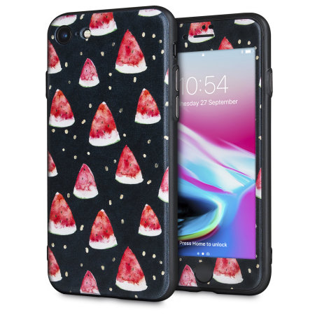 lovecases paradise lust iphone 8 / 7 case - meloncholy reviews