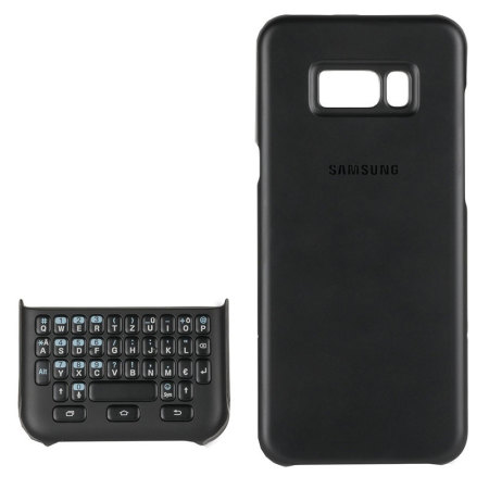 designer fashion f7c5d 6faa7 Official Samsung Note 8 QWERTZ Keyboard Cover - Black