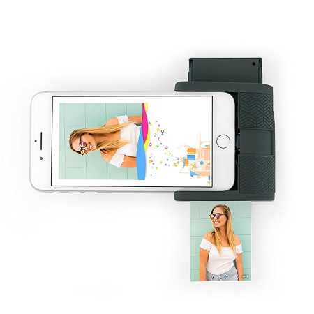 huge discount e9a43 f793c Prynt Pocket Instant Photo Printer for iPhone - Graphite
