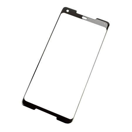 Olixar Google Pixel 2 XL Full Cover Glass Screen Protector - Black