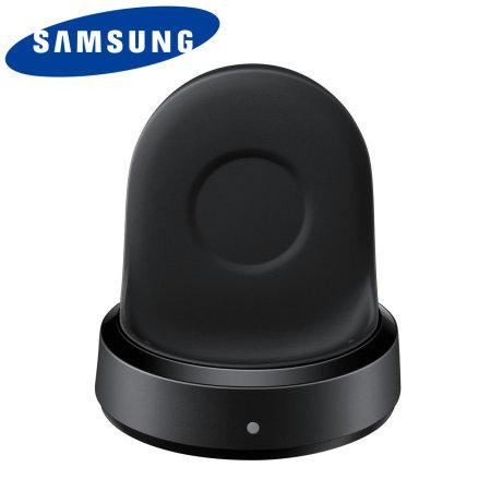Chargeur sans fil Officiel Samsung Gear Sport - Noir