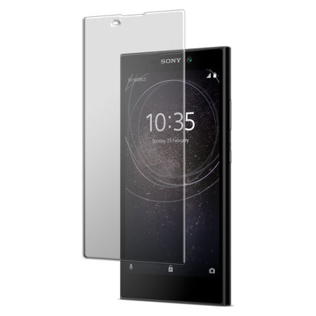 sports shoes 35bca a9522 Roxfit Sony Xperia L2 Full Cover Tempered Glass - Clear