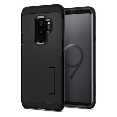 Spigen Tough Armor Samsung Galaxy S9 Plus Case - Black