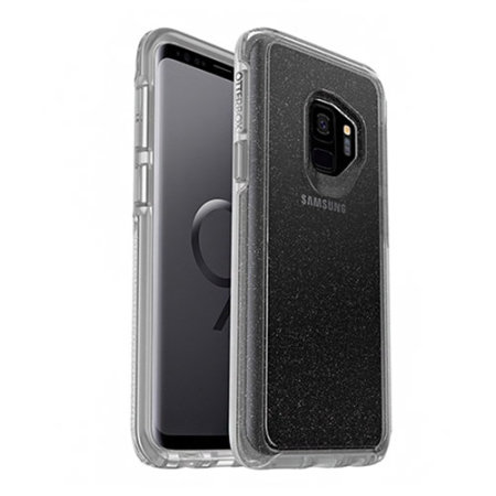 sneakers for cheap 9697c be72a OtterBox Symmetry Clear Samsung Galaxy S9 Case - Stardust