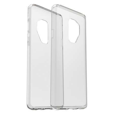 best service 46c24 ee385 OtterBox Clearly Protected Skin Samsung Galaxy S9 Plus Case - Clear