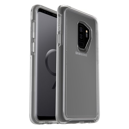 purchase cheap 12fdc e62f1 OtterBox Symmetry Clear Samsung Galaxy S9 Plus Case - Clear