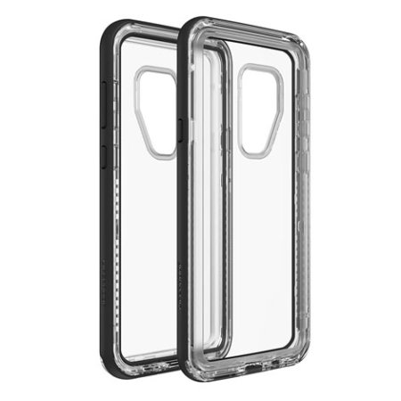 new concept 534c7 f36fd LifeProof NEXT Samsung Galaxy S9 Plus Tough Case - Black Crystal