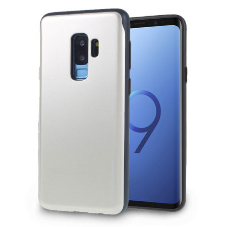 huge discount ee735 2867c Mercury Sky Slide Samsung Galaxy S9 Plus Card Case - Gold