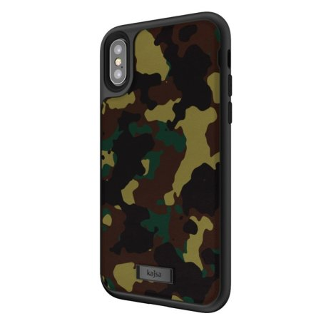 coque iphone x camo