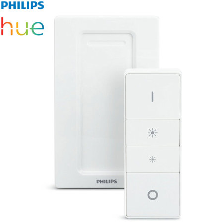 Official Philips Hue Wireless Lighting Dimmer Switch - White