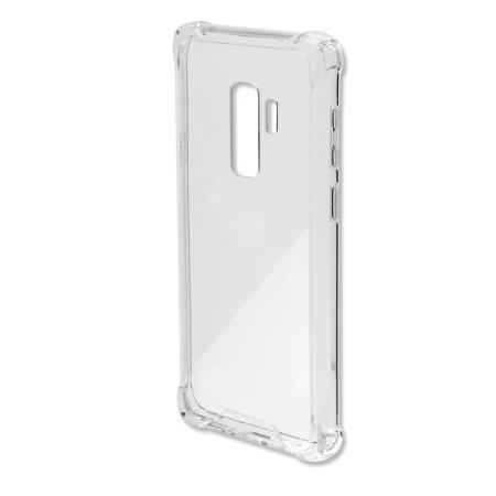 pretty nice befbe aa52e 4smarts IBIZA Samsung Galaxy S9 Plus Hard Case - Clear