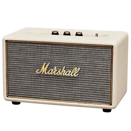 Marshall Acton Universal Bluetooth Speaker - Cream
