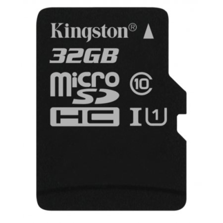 Kingston Canvas Select Class 10 Micro SD Card - 32GB