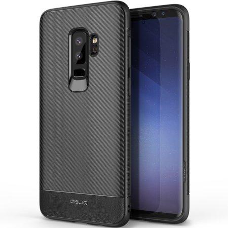 Obliq Flex Pro Samsung Galaxy S9 Plus Case - Carbon Black