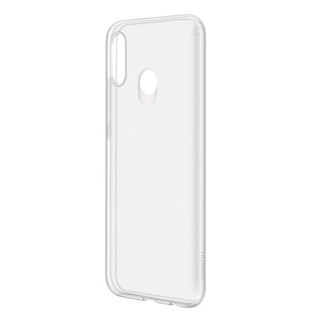 new styles d0f24 ab041 Official Huawei P20 Lite TPU Case - Clear