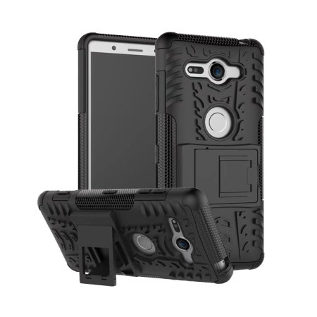 Funda Sony Xperia XZ2 Compact Olixar ArmourDillo - Negra
