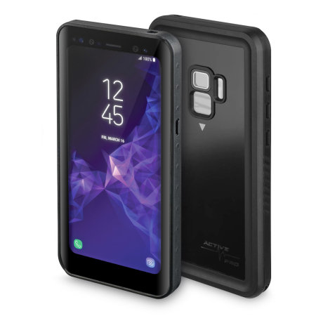 the best attitude eb4af da40a 4smarts Nautilus Active Pro Samsung Galaxy S9 Waterproof Case