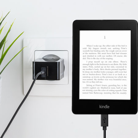 High Power Amazon Kindle Paperwhite Charger EU Mains