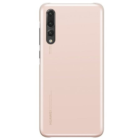 Official Huawei P20 Pro Color Case - Pink