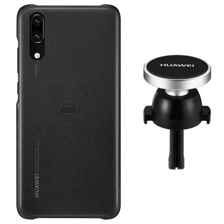 Offizielle Huawei P20 Magnetische Autohalterung - Schwarz