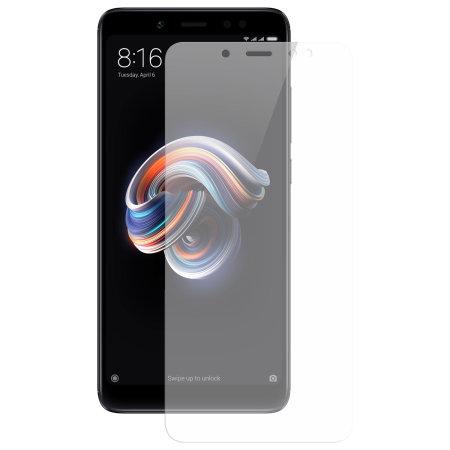 brand new 16912 bc94a Xiaomi Redmi Note 5 Pro Tempered Glass Screen Protector