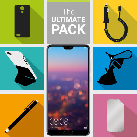The Ultimate Huawei P20 Pro Accessory Pack