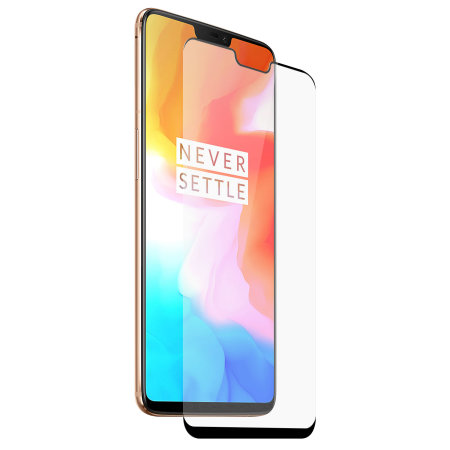 Olixar OnePlus 6 Tempered Glass Screen Protector