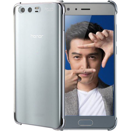 Official Huawei Honor 9 Hard Shell Protective Case - Grey