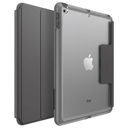 OtterBox UnlimitEd iPad 9.7 2017 Tough Folio Case - Slate Grey