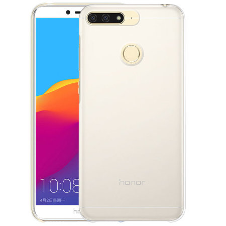 super popular 66cf5 88a0f Official Huawei Honor 7A Polycarbonate Case - Clear