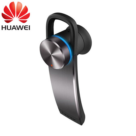 Official Huawei Honor Crescent In-Ear Bluetooth Headset AM07C - Grey